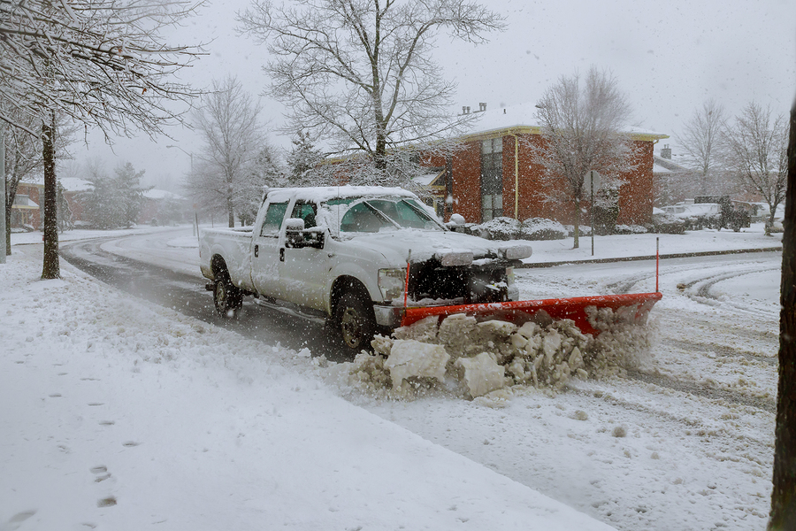 Snowplowing service Amherst, Lockport, Wheatfield, NY